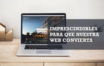 imprescindibles para una buena web