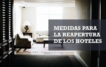 medidas para la reapertura de hoteles