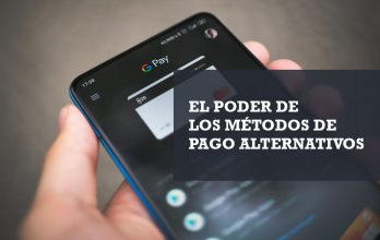 Métodos de pago alternativos