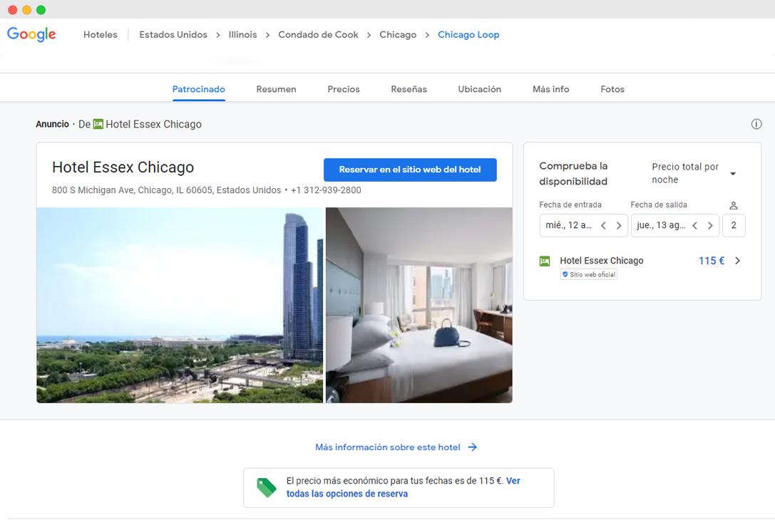 Property promotion Ads