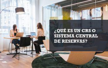 sistema central de reservas CRS