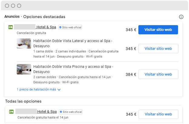 Free Booking Links Google
