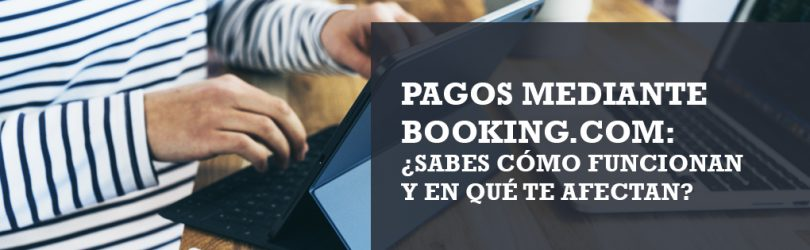Booking.com payments