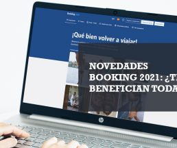 novedades Booking.com 2021