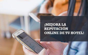 Reputación online hotelera